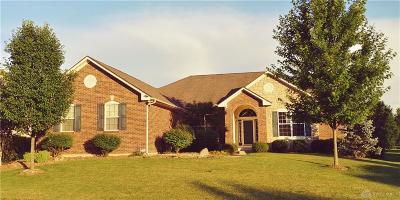 Greene County Single Family Home Pending/Show for Backup: 1332 Cheatham Way