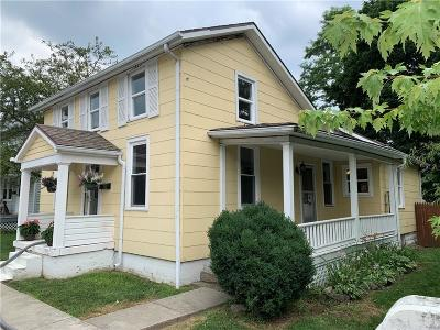 Brookville Single Family Home For Sale: 30 Western Avenue