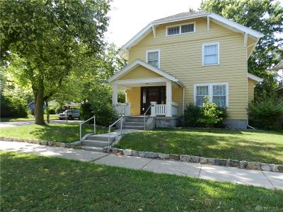 Oakwood Single Family Home For Sale: 430 Irving Avenue