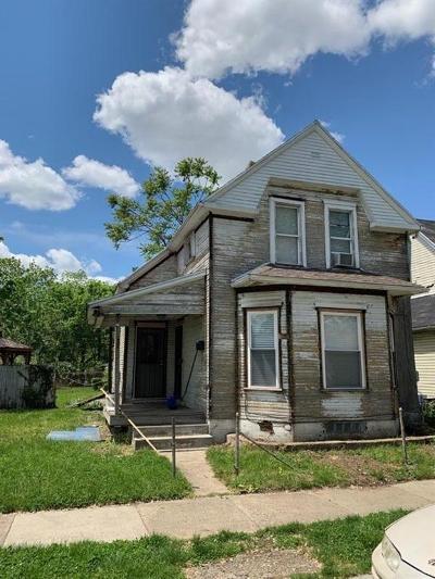 Dayton Single Family Home For Sale: 37 Philadelphia Street