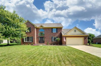 Montgomery County Single Family Home For Sale: 473 Maple Springs Drive