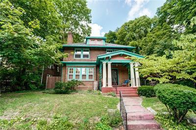 Dayton Single Family Home For Sale: 915 Cumberland Avenue
