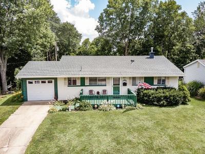 Bellbrook Single Family Home For Sale: 115 Upper Hillside Drive