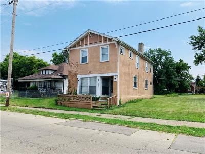 Dayton Single Family Home For Sale: 2322 McCall Street
