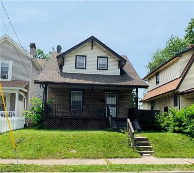 Dayton Single Family Home For Sale: 705 Euclid Avenue