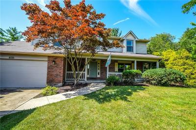 Beavercreek Single Family Home For Sale: 4135 Abbeygate Drive