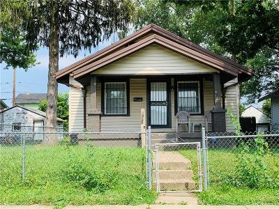Dayton Single Family Home For Sale: 836 Clarkson Avenue