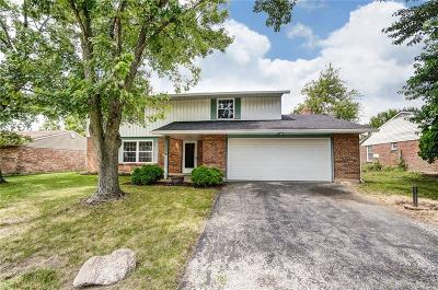 Dayton Single Family Home For Sale: 5121 Larchview Drive