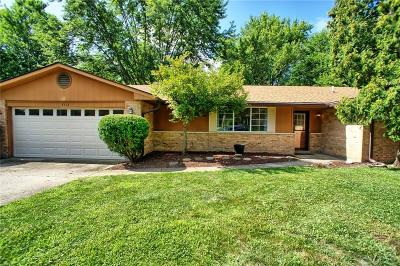 Beavercreek Single Family Home Pending/Show for Backup: 3113 Village Court