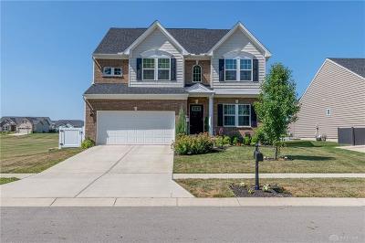 Tipp City Single Family Home For Sale: 8157 Bushclover Drive