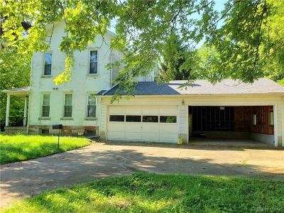 Englewood Single Family Home For Sale: 421 Main