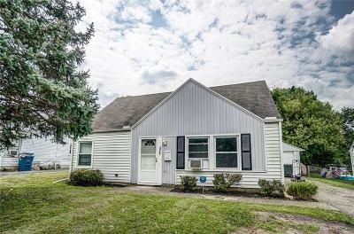 Dayton Single Family Home For Sale: 4720 Burkhardt Avenue