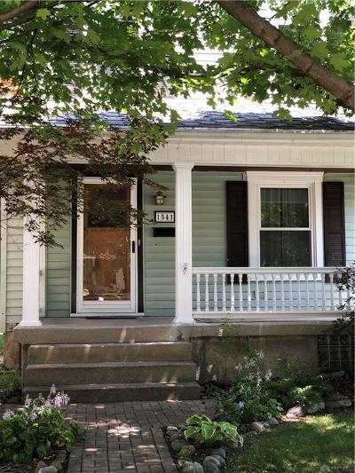 Dayton Single Family Home Pending/Show for Backup: 1541 Constance Avenue