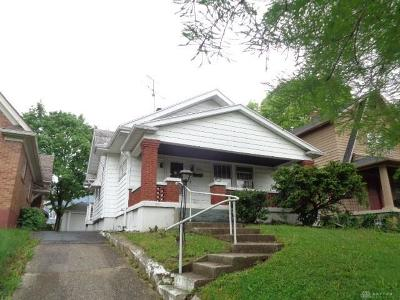 Dayton Single Family Home For Sale: 2005 Emerson Avenue