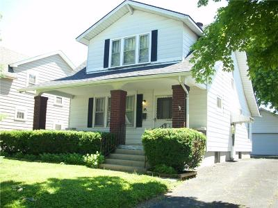 Dayton Single Family Home For Sale: 1522 Nelson Avenue