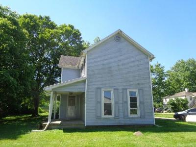 Tipp City Single Family Home For Sale: 6556 Us Rt 40