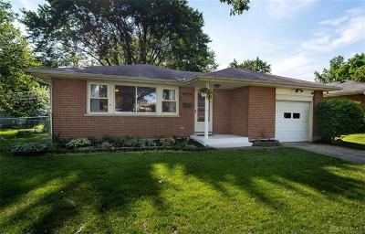 Dayton Single Family Home For Sale: 2248 Whitlock Place
