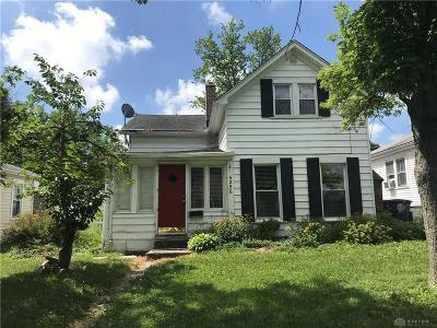Dayton Single Family Home For Sale: 4256 Arcadia Boulevard