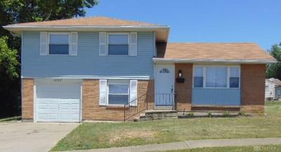 Montgomery County Single Family Home Pending/Show for Backup: 4707 Coulson Drive