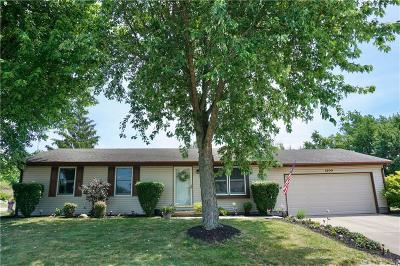Vandalia Single Family Home For Sale: 1200 Wilhelmina Drive