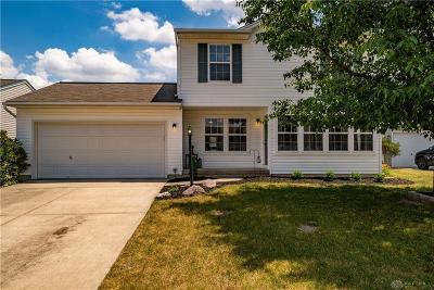 Tipp City Single Family Home Pending/Show for Backup: 9876 Whispering Pine Drive