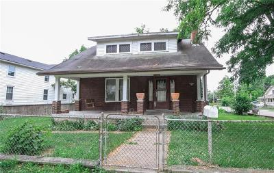 Dayton Single Family Home For Sale: 2102 Ottello Avenue