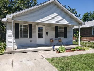 Dayton OH Single Family Home For Sale: $59,000