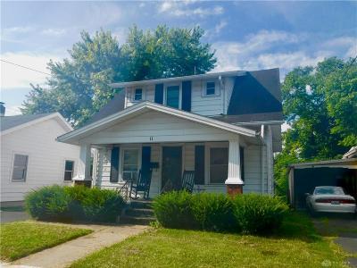 Warren County Single Family Home Pending/Show for Backup: 11 Hudson Avenue