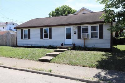 Dayton Single Family Home For Sale: 502 Santa Cruz Avenue