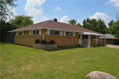 Huber Heights Single Family Home For Sale: 4906 Nebraska Avenue