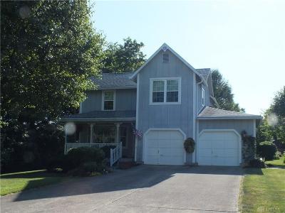 West Milton Single Family Home For Sale: 30 Susanne Drive