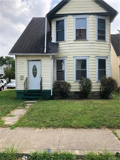 Dayton Single Family Home For Sale: 1330 Schaeffer Street