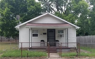 Dayton Single Family Home For Sale: 939 Iola Avenue