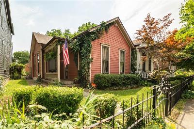 Dayton Single Family Home For Sale: 58 Mound