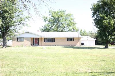 Butler Township Single Family Home Pending/Show for Backup: 4101 Old Springfield Road