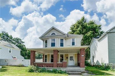 Dayton Single Family Home For Sale: 3410 5th Street