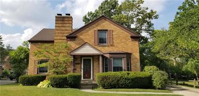 Oakwood Single Family Home For Sale: 233 Patterson Road
