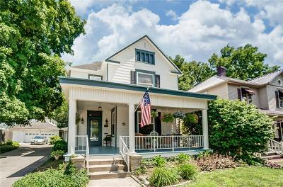 Troy Single Family Home For Sale: 411 Plum Street