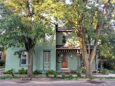 Dayton Single Family Home For Sale: 50 Henry Street