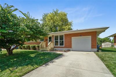 Dayton Single Family Home For Sale: 1424 Balsam Drive