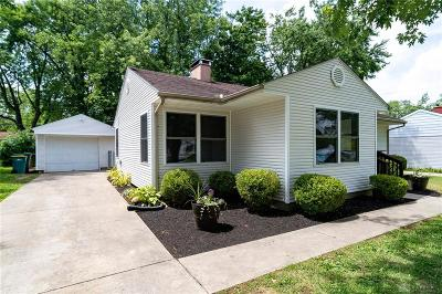 Montgomery County Single Family Home For Sale: 2009 Pittsfield Street