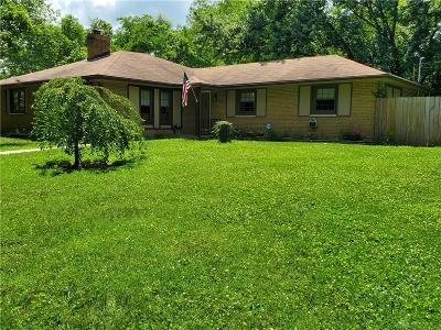 Dayton Single Family Home For Sale: 2717 Lutheran Church Road