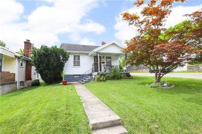 Dayton Single Family Home For Sale: 300 Maplewood Avenue