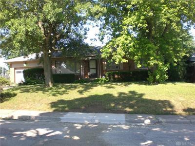 Dayton Single Family Home For Sale: 517 Ruth Avenue