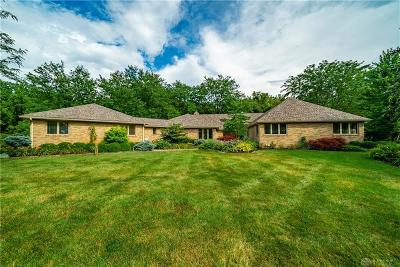 Troy Single Family Home For Sale: 1785 Fox Run