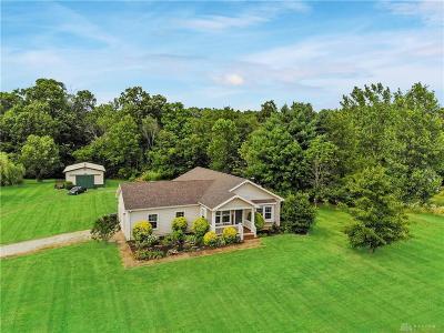 Warren County Single Family Home For Sale: 10212 New Burlington Road
