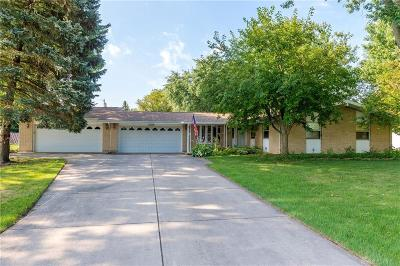 Tipp City Single Family Home For Sale: 310 Coach Drive