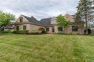 Montgomery County Single Family Home For Sale: 10251 Cherry Tree Terrace