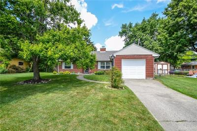 Dayton Single Family Home For Sale: 3707 Aerial Avenue
