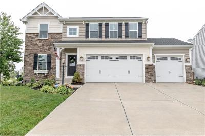 Tipp City Single Family Home For Sale: 3101 Cattail Drive